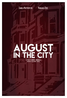 August In The City