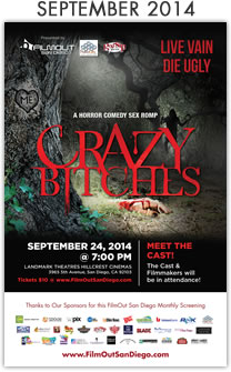 September 2014: Crazy Bitches