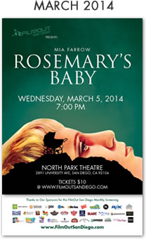 March 2014: Rosemary's Baby