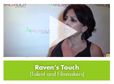 Raven's Touch Interview With Filmmakers and Talent